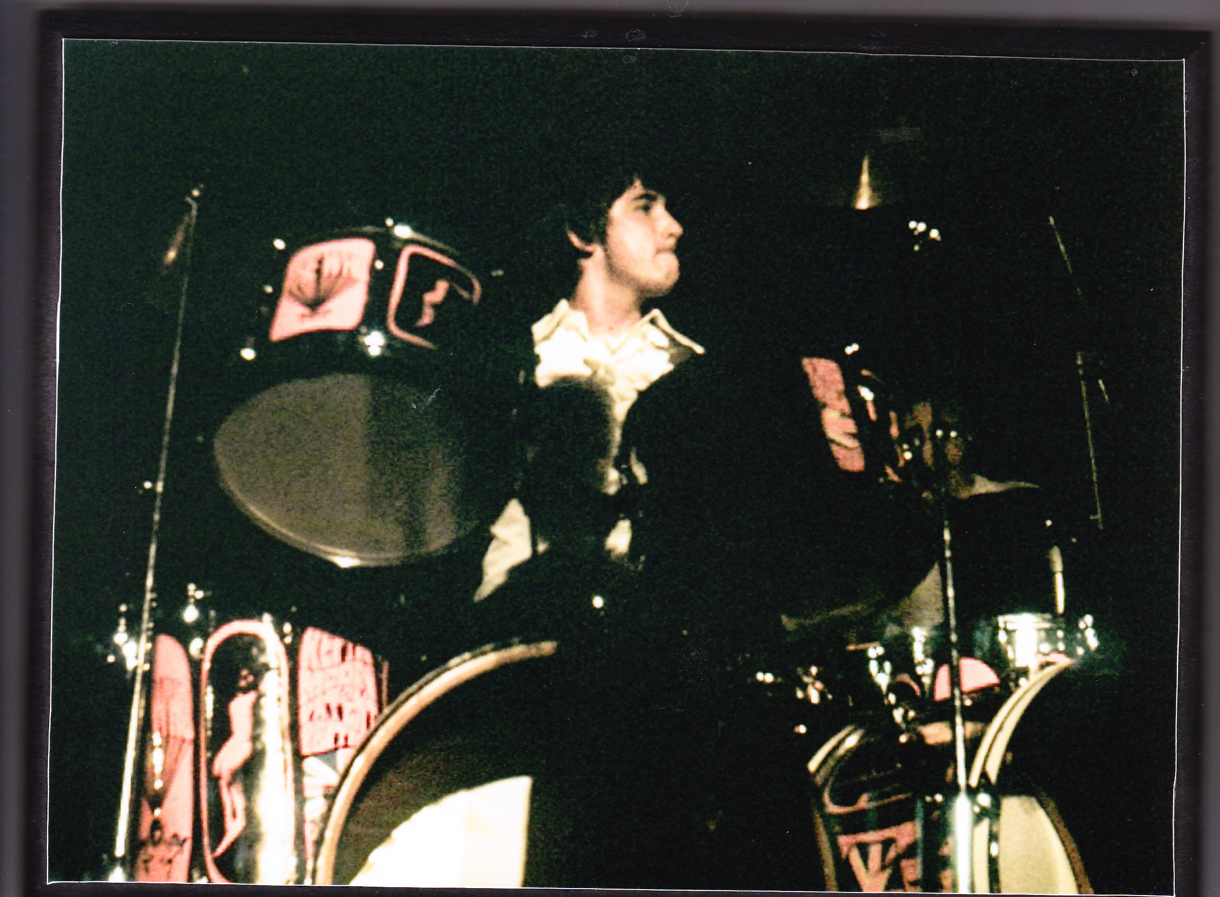 The Who drummer Keith Moon in Adelaide, 1968