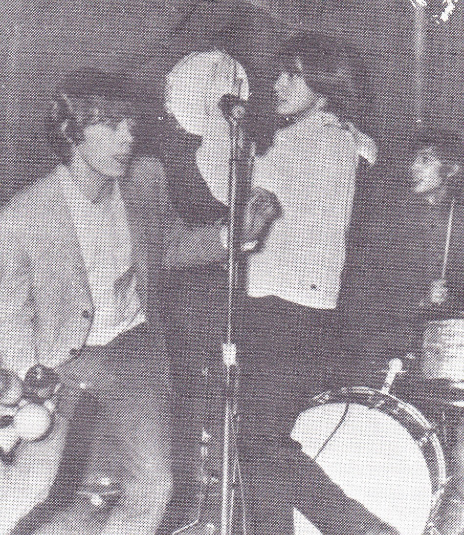 Early days of the Stones.