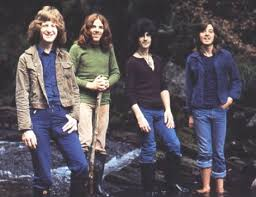 Badfinger on the rise.