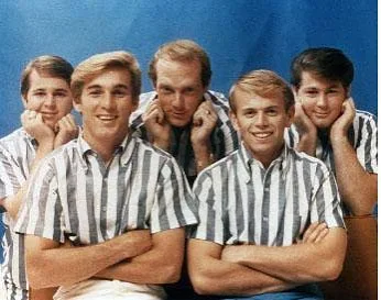 The band in 1963