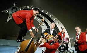 Bill Haley and The Comets.
