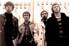 The Bluesbreakers with Eric Clapton.