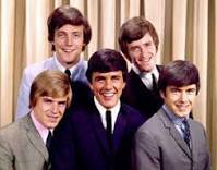 The Dave Ckarke Five, the first band to knock The Beatles off the No. 1 spot.