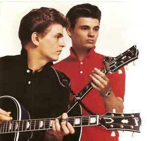 Everly Brothers, Don and Phil.
