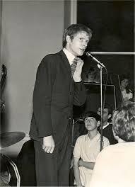 Long john Baldry, another original London Blues singer
