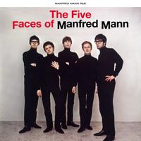 Five Faces of Manfred Mann on Vinyl.