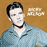 The Ricky Nelson vinyl record.
