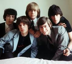 A very dapper Rolling Stones, early '65.