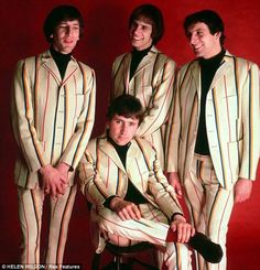 The Troggs, came from nowhere, with the hit Wild Thing.