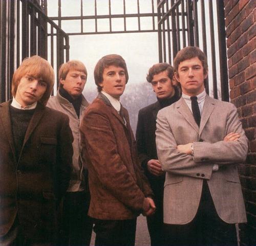 The Yardbirds with Eric Clapton.