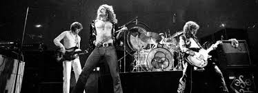 Led Zeppelin, power band of the 70's